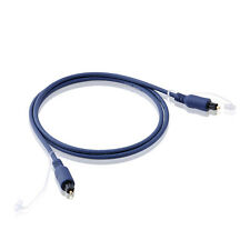 Premium Digital Audio Optical Optic Fiber Cable Toslink SPDIF Cord For DVD CD MD