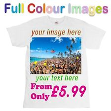 Personalised T Shirts. Stag, Hen, Wedding Party, Birthday, Boys/Girls Holiday.