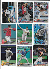 2018 Topps Series 1 Rainbow Foil SP YOU PICK FROM LIST COMPLETE YOUR SET