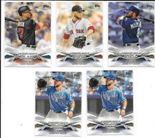 2018 Topps Series 1 MLB AWARDS Insert SP - YOU PICK FROM LIST COMPLETE YOUR SET