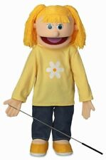 Silly Puppets Katie (Caucasian) 25 inch Full Body Puppet