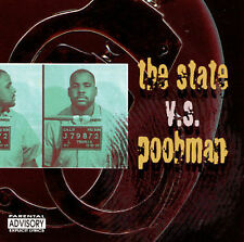 State Vs. Poohman Straight from San Quentin [Bonus Tracks] [PA] by Pooh-Man (CD,