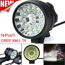 Super Light T6 LED 3Modes Bicycle Front Lamp Bike Light Headlight Cycling Torch