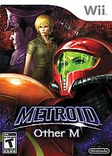 Metroid: Other M (Nintendo Wii, 2010) Factory Sealed! Ships Free