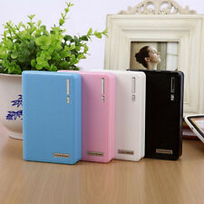 DIY 4x18650 Portable Battery Power Bank Box 2 USB Charger for iPhone Samsung