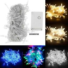 10m 100 LED LED Fairy String Lights Christmas Wedding Tree String Lights IXH4