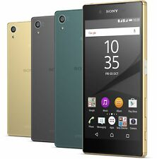 "Brand New in Box Sony Xperia Z5 Dual E6683 32GB 5.2"" 23MPix Unocked Smartphone"