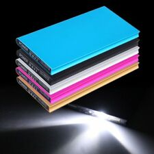 50000mAh Power Bank USB LED External Pack Battery Charger For Universal Phone BS