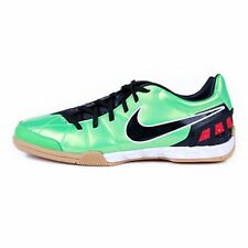 Nike Total 90 Shoot III IC Men's Indoor Soccer Shoes Leather Electric Green