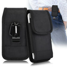 Vertical Leather Case Cover Pouch Holster With Belt Clip For Samsung Galaxy S9
