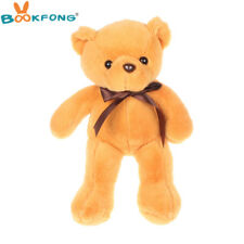 BOOKFONG 1Pc 35CM Kawaii Teddy Bears Plush Toy Doll Stuffed Animal Bear Dolls