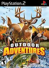 Cabela's Outdoor Adventures Sony Playstation 2 PS2 Video Game