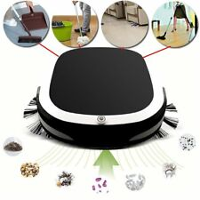 Automatic Robot Robotic Vacuum Cleaner Floor Sweeper Dry Mopping Recharge Lot TU
