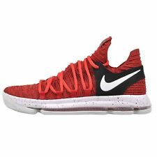 Nike Zoom KD10 Basketball Kevin Durant Mens Shoes Red 897815-600