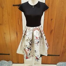 ted baker briege dress sz 2 UK size 10  bnwt no offers US  6