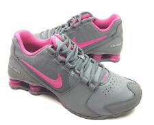 NEW Nike Shox Avenue Shoes GS Youth Womens Gray Pink 848117-006 Size 5Y 7Y