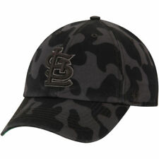 '47 St. Louis Cardinals Charcoal Flintlock Franchise Fitted Hat