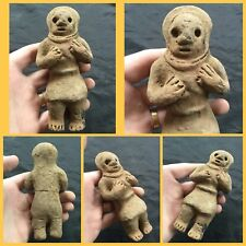 Rare Ancient Indus Valley Pottery Fertility Idol Doll Goddess C 2000BC