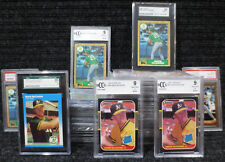 Mark McGwire / PSA Graded Cards / includes Rookie Cards! / Athletics / Cardinals