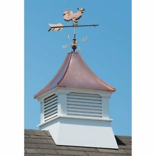 Accentua Olympia Cupola with Rooster Weathervane