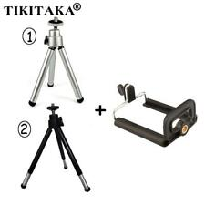 Flexible Universal Stand Tripod  Clip Bracket Holder Mount Adapter For iPhone Sa