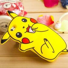 iPhone 6 Case Silicone 3D Cute Pok mon Case iPhone 6 Cover soft Silicon Case
