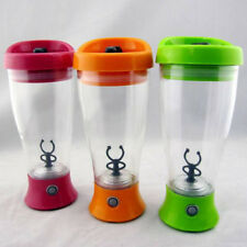 Protein Shaker Bottle Electric Blender Vortex Mixer Cup   Rechargeable