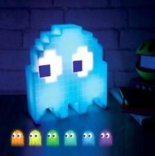 Pac Man Ghost Light USB Powered Multi colored Lamp Paladone Nightlight Party