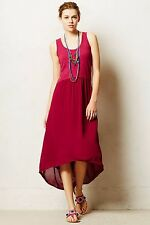 NEW Anthropologie LEFT OF CENTER Tulipan High Low Hem Tank Dress, Colors/Sizes