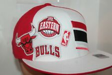 Chicago Bulls Reebok NBA Team Solid Eastern  Fitted,Hat,Cap   $ 44.99      NICE