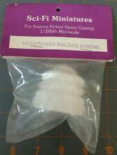 Sci-fi Miniatures #M750 Ringed Building w/ Dome new/sealed