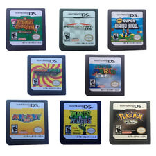 NDS 3ds Game Card  Pokemon Game Card For Nintendo MARIO PARTY KART PLANTS ZOMBIE