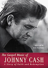 The Gospel Music of Johnny Cash DVD NEW