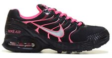 Black Pink NIKE Women's AIR MAX Torch 4 Athletic Training Running Shoes/Sneakers