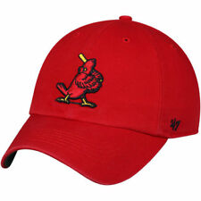 '47 St. Louis Cardinals Red Cooperstown Franchise Fitted Hat
