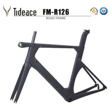 Monocoque Aero Carbon Fiber Road Bicycle Frame Intergrated Cycling Bike Frames
