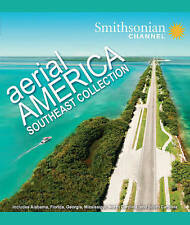 Smithsonian Channel: Aerial America - Southeast [Blu-ray] - NEW IN WRAPPING