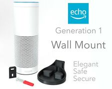 Amazon ALEXA Echo Wall Mount - Gen 1 - Fixture/Dock Gadget - Speaker Stand/Dock