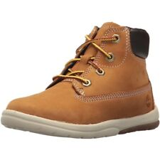 Timberland Toddle Tracks 6 Inch Wheat Nubuck Infant Ankle Boots