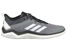 NEW MENS ADIDAS SPEED TRAINER 4 RUNNING SHOES TRAINERS ONIX / WHITE