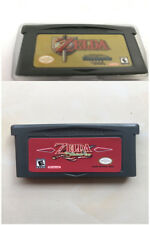 Legend of Zelda Minish Cap/Four Swords Card For Game Boy Advance GBM/GBA/SP/NDS