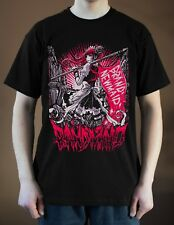 Replica BAND-MAID Poster ver. 4 Heavy Metal T-Shirt (Black) S-5XL