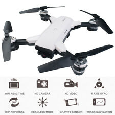 RC Drone Quadcopter YH-19HW Foldable Wifi HD FPV 2MP Camera 6-Axle Helicopter SS