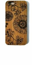 Daisy & Vines bamboo wood iPhone case iPhone 6, iPhone 6s, iPhone 6 plus, iPhone