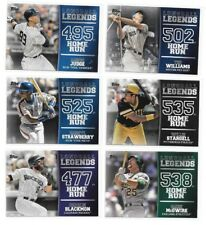 2018 Topps Series 2 Longball Legends Insert YOU PICK FROM LIST COMPLETE YOUR SET
