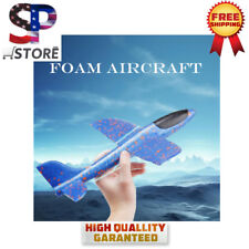 Airplane Hand Launch Throwing Glider Foam Model Outdoor Educational Toys Gift