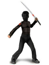 Child GI Joe Rise of Cobra Snake Eyes Ninja Costume
