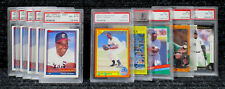 Frank Thomas / PSA Graded Cards / Rookie Cards / Hall of Fame / White Sox