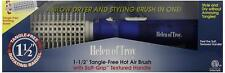 Helen of Troy 1573 Tangle Free Hot Air Brush, White, 1 1/2 Inches Barrel