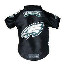Philadelphia Eagles NFL LEP Dog Pet Premium Jersey BIG Dog Size